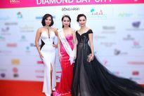 Kỳ Duyên, Diễm My đọ dáng tại chung kết HH Hoàn vũ Việt Nam