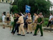 Bắt giữ hai đối tượng cầm dao chém Cảnh sát giao thông