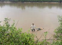 Đi đánh cá phát hiện thi thể trôi trên sông