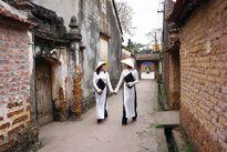 Trong rêu phong làng cổ