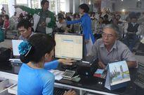 Lượng người mua vé tàu Tết Bính Thân 2016 tăng 60%