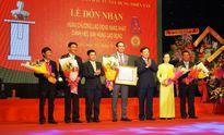 Thiên Tân Group đón nhận Huân chương Lao động hạng Nhất