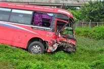 Bắt 2 tài xế gây tai nạn liên hoàn trên cao tốc Trung Lương