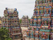 Kỳ lạ ngôi đền được tạo nên từ hàng ngàn bức tượng tinh xảo