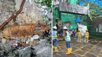 Phát hiện vật thể nghi là bom, hơn 500 người Hong Kong phải sơ tán
