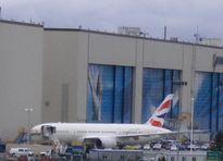 Lộ hình ảnh lắp ghép máy bay Boeing Dreamliner 787-9 siêu ấn tượng