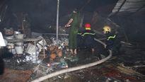 TT-Huế: Nguyên nhân cháy chợ Tứ Hạ do chập điện