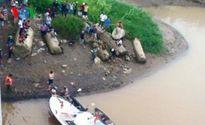 Bơi ra sông gỡ lưỡi câu, một người đàn ông chết đuối