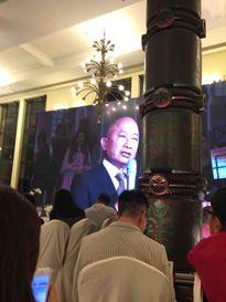 Trực tiếp đám cưới Huỳnh Hiểu Minh: Ra mắt báo giới