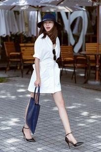 Hút mắt phong cách thời trang của siêu mẫu Lan Ngọc
