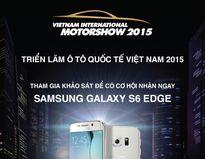 [VIMS 2015] Các hoạt động hấp dẫn tại Triển lãm Ô tô Quốc tế Việt Nam