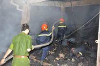 Huế: Đã xác định nguyên nhân trong đêm mưa chợ Tứ Hạ cháy rụi