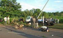 Không đo được vận tốc, nồng độ cồn của nguyên CSGT lái BMW tông chết 2 dân quân