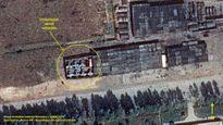 Quy mô lễ duyệt binh của Triều Tiên qua hình ảnh vệ tinh