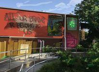 EA xây khu giải trí Plants vs Zombies hiện đại nhất thế giới