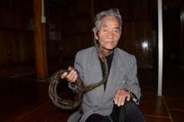 Cụ ông kỳ quái hơn 70 năm không cắt tóc