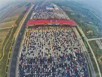 Ngộp thở những điểm tắc đường kinh hoàng trên thế giới