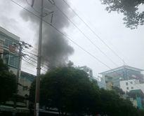 Hỏa hoạn sau nhiều tiếng nổ lớn tại cửa hàng ĐTDĐ