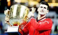 Novak Djokovic tiếp tục đạt đỉnh cao phong độ khi vô địch China Open