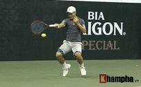 Hoàng Thiên, Hoàng Nam dừng bước ở Việt Nam Open