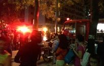 Hà Nội: Dân chung cư Linh Đàm náo loạn vì cháy