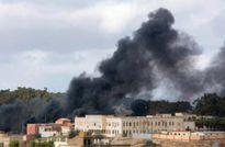 Chính phủ Libya không kích hang ổ IS tại thành phố Sirte