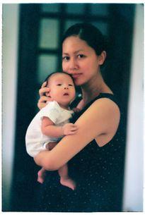 Đỗ Hải Yến xúc động viết về con trai