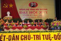 Khai mạc Đại hội Đảng bộ tỉnh Hải Dương lần thứ XVI