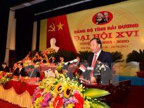 Ông Nguyễn Mạnh Hiển được bầu giữ chức Bí thư Tỉnh ủy Hải Dương