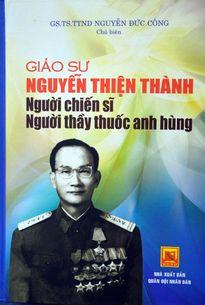 Ra mắt cuốn sách về Giáo sư Nguyễn Thiện Thành