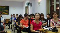 BVUB Hưng Việt tư vấn kiến thức ung thư cho CBNV Cty Bánh kẹo Hải Hà
