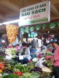Cải thiện tiêu thụ rau an toàn