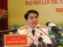 Thiếu tướng Nguyễn Đức Chung được giới thiệu bầu Chủ tịch Hà Nội