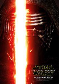 """Bom tấn """"Star Wars: The Force Awakens: """"Thần lực thức tỉnh"""" tung poster mới nhất"""