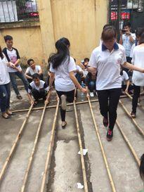 Sinh viên Công đoàn hào hứng với ngày hội công tác xã hội thế giới