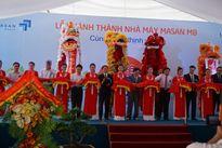 Masan khánh thành nhà máy thực phẩm 1.200 tỉ đồng tại Nghệ An