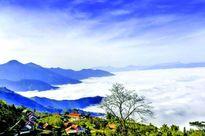 """""""Săn… mây"""" ở… nóc nhà Lai Châu"""
