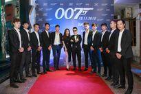 10 vệ sĩ tháp tùng 'Điệp viên 007 phiên bản Việt'