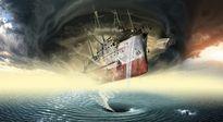 Nỗi ám ảnh kinh hoàng tại nghĩa địa biển Tam giác Rồng