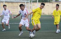 Kết quả, hình ảnh lượt trận cuối vòng bảng giải bóng đá học sinh THPT Hà Nội 2015