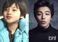 20 idol Hàn đẹp từ tấm bé