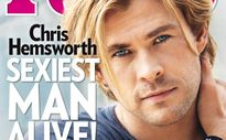"""Thần sấm"" Chris Hemsworth cũng mê mệt David Beckham"