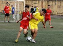 Kết quả vòng 1/16 giải bóng đá học sinh THPT Hà Nội 2015