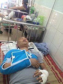 Vụ tài xế quỳ lạy vẫn bị đánh trọng thương ở Thanh Hóa: Lái xe tải đã bỏ trốn khỏi địa phương