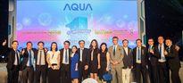 AQUA vươn lên dẫn đầu thị trường điện gia dụng