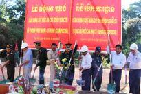 Gia Lai: Lễ khởi công động thổ xây dựng cột mốc 30 Việt Nam- Campuchia