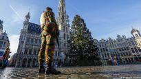 Bỉ tiếp tục giữ cấp độ cảnh báo khủng bố cao nhất tại Brussels