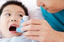 Cẩn thận khi dùng corticosteroid dạng hít kéo dài cho trẻ