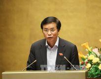 Ông Nguyễn Hạnh Phúc giữ chức Tổng thư ký Quốc hội
