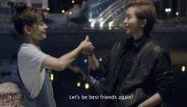 Tan chảy với khoảnh khắc ngọt ngào của Chi Pu và Gil Lê trong phim 'Yêu'